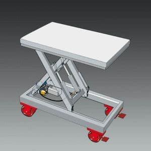 hydraulische schaarlift